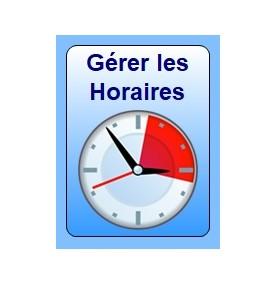 Option Horaires pour TimePlus