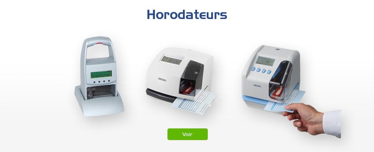 Horodateurs